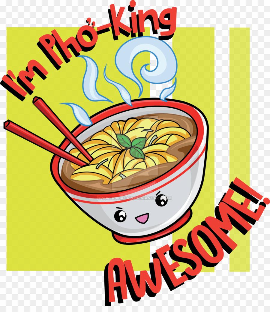Pho Noodles Art PNG Pho Vietnamese Cuisine Clipart download.