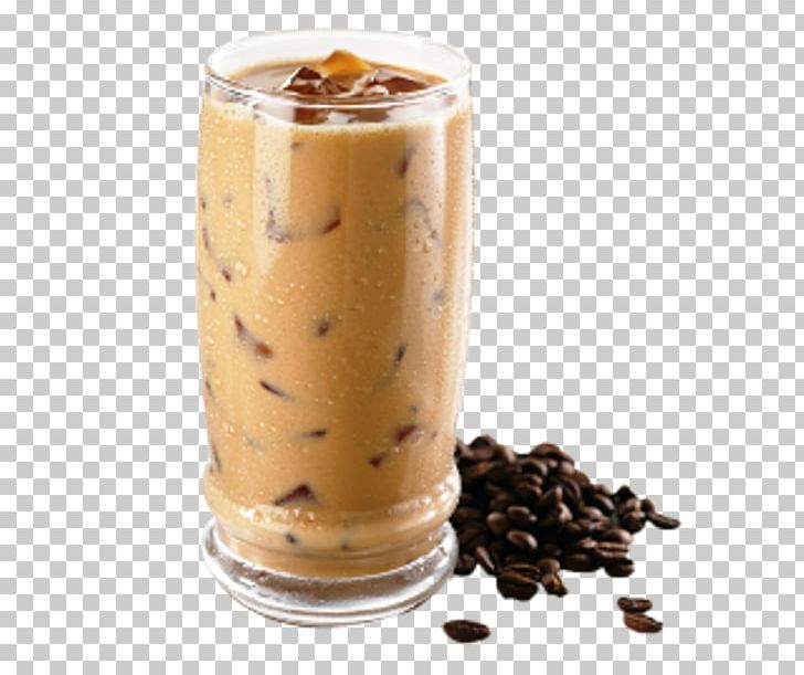 Iced Coffee Espresso Milkshake Latte PNG, Clipart, Brewed.