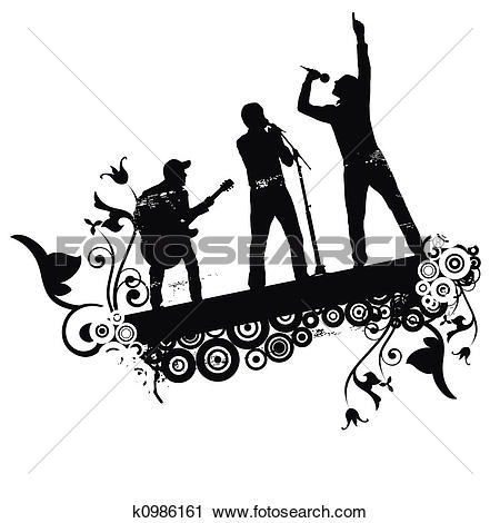 Clipart of rock.
