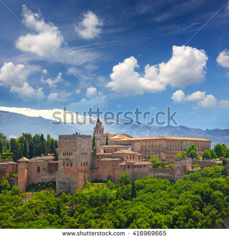"""spanish Fortress"" Stock Photos, Royalty."