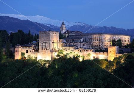 Sierra Nevada Granada Stock Photos, Royalty.
