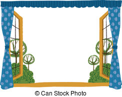 View from the window Vector Clipart Illustrations. 179 View from.