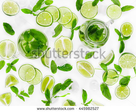 Lemon Lime Top Stock Photos, Royalty.