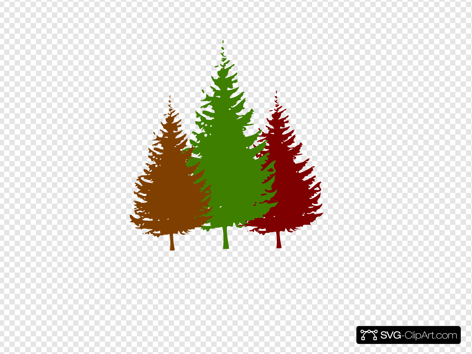 Forest View Logo 3 Clip art, Icon and SVG.