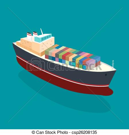 Water ship clipart.