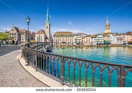 Zurich Stock Photos, Royalty.