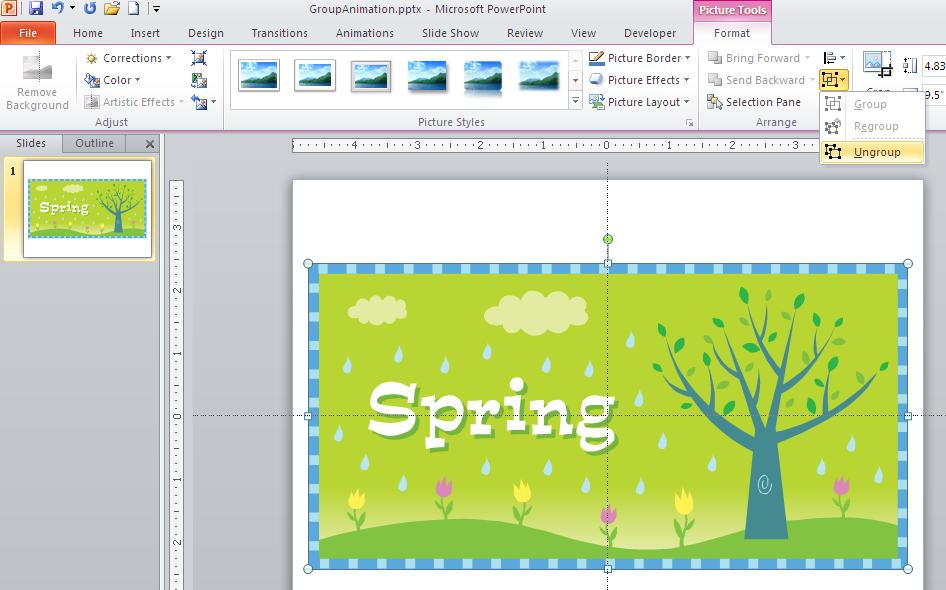10 steps to animating clipart in PowerPoint.