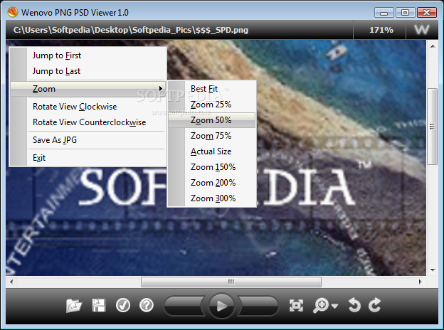 Download PNG PSD Viewer 1.0.