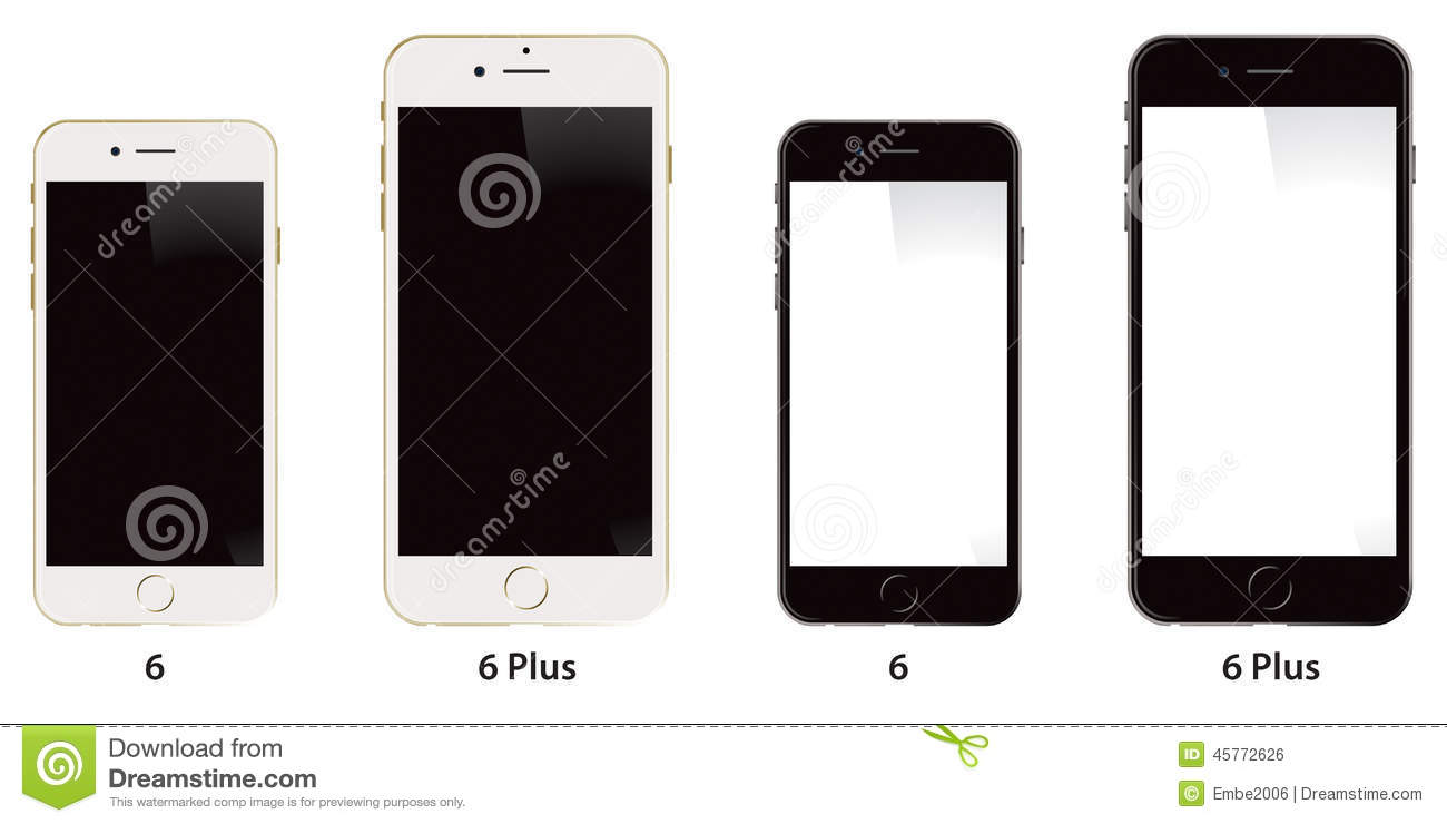 Smartphone Stock Illustrations.