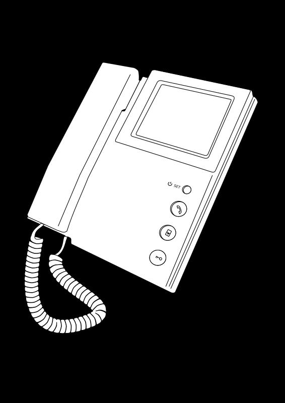 Intercom Clipart.