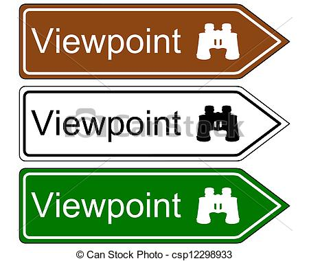Viewpoint clipart #16