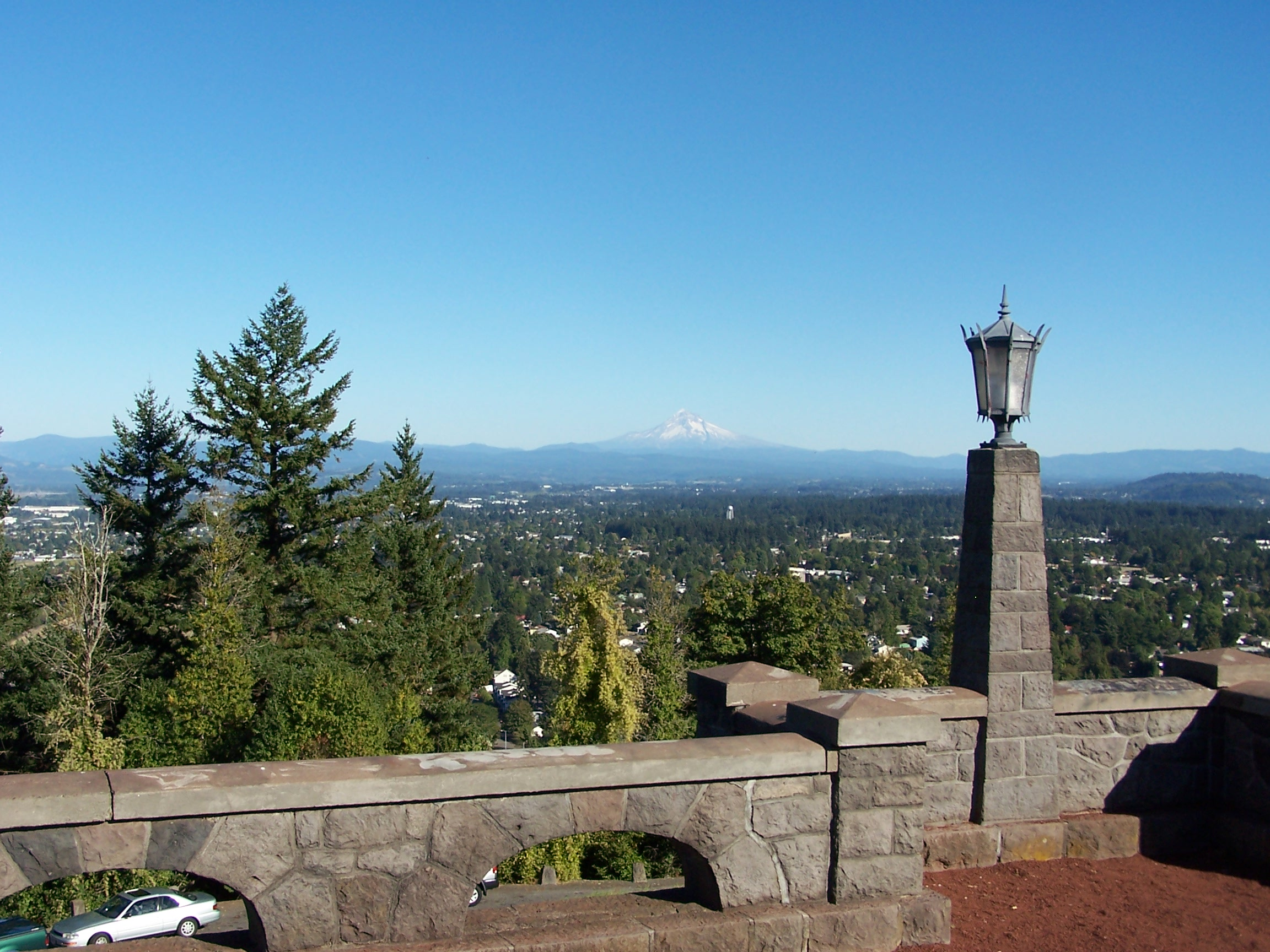 Five of Portland's Best Outdoor Viewpoints.