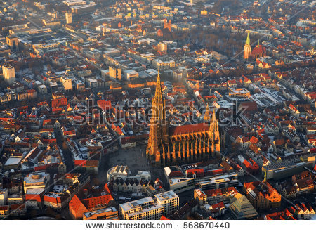 Munster Germany Stock Images, Royalty.