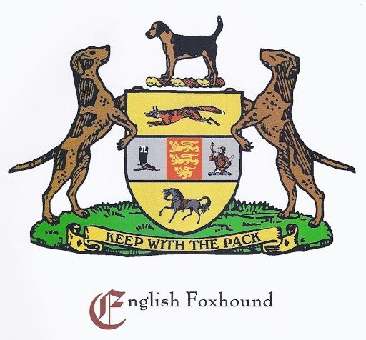 A dog featured on the family crest represents.
