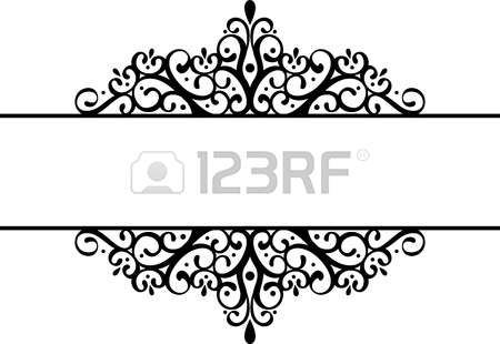 120,824 Vignette Stock Vector Illustration And Royalty Free.