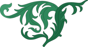 Green Vignette Clip Art at Clker.com.