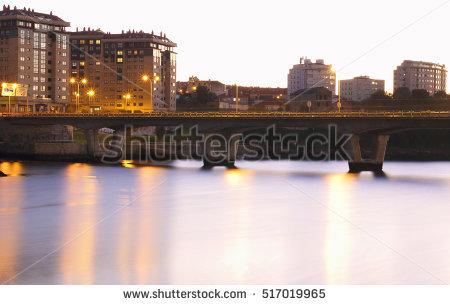Vigo City Stock Photos, Royalty.