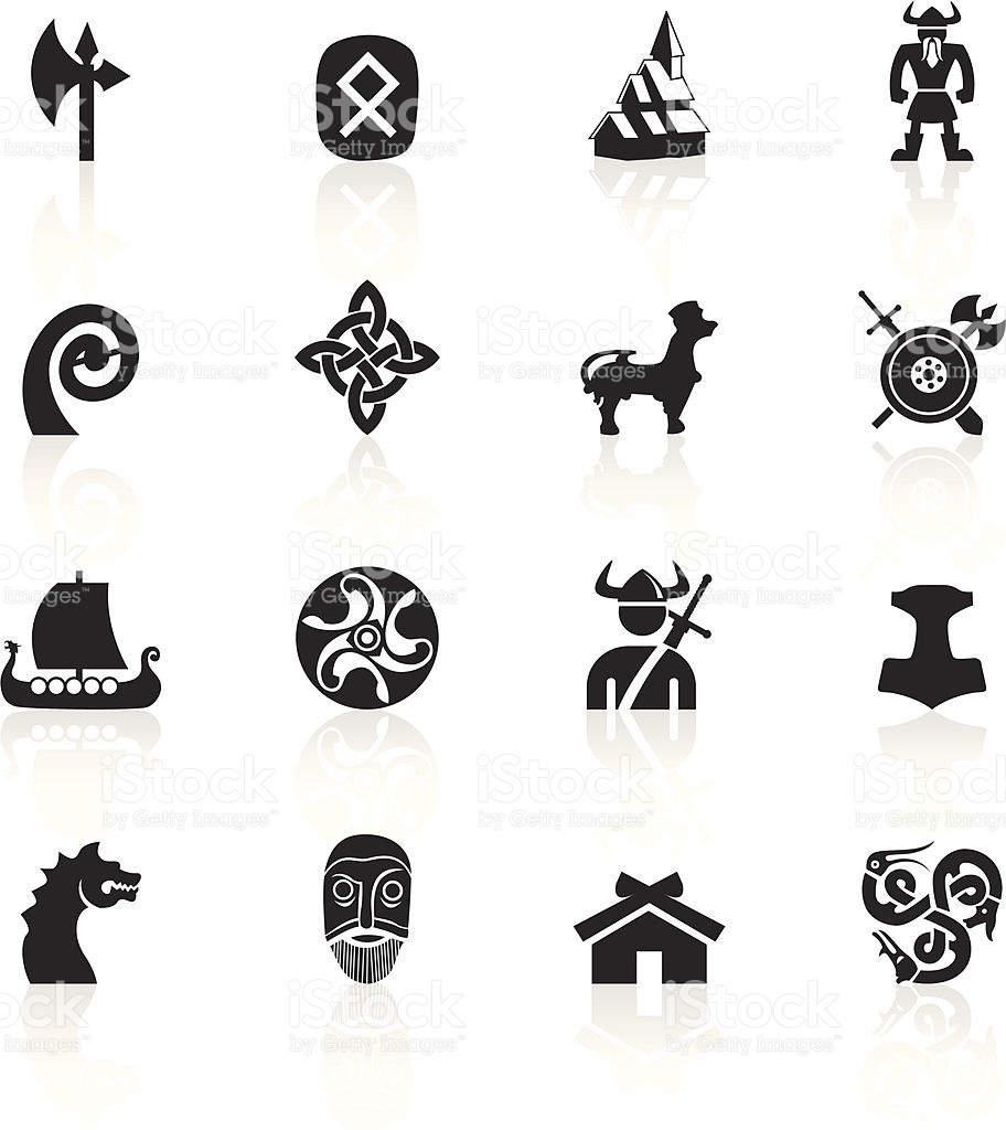 viking clipart symbols clipground. Black Bedroom Furniture Sets. Home Design Ideas