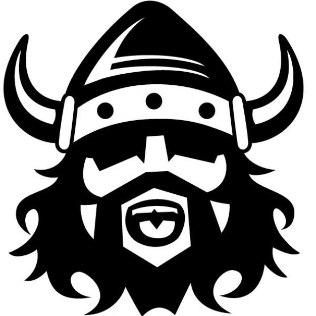 Viking Helmet Clip Art.