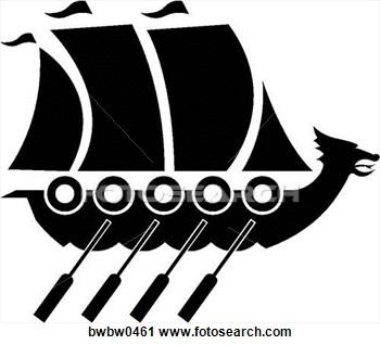 Showing post & media for Viking boat symbol.