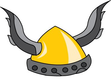 Viking hat clip art clipart.