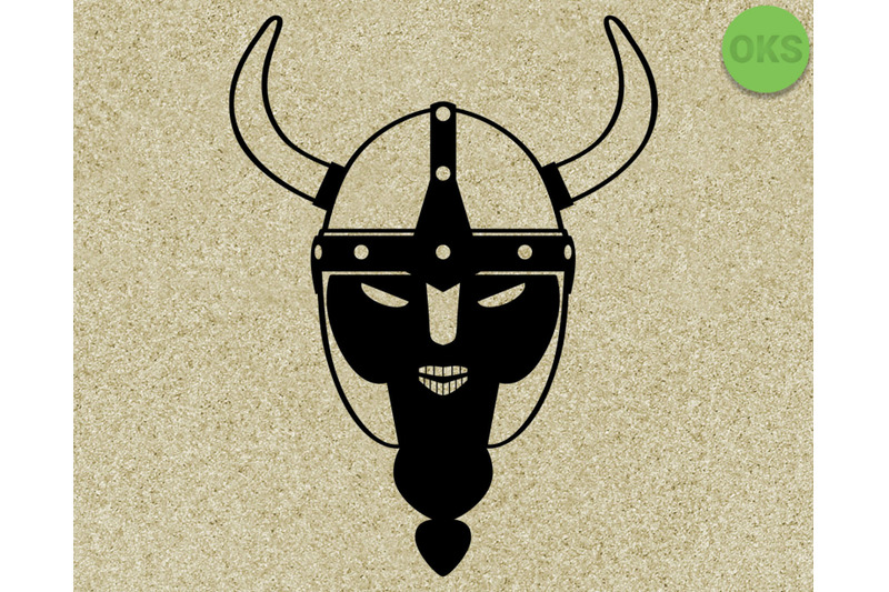 viking head svg, svg files, vector, clipart, cricut.