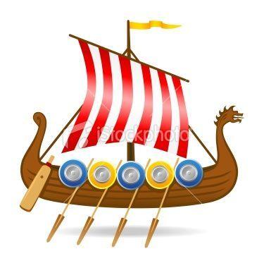 Viking longboat clipart 3 » Clipart Portal.
