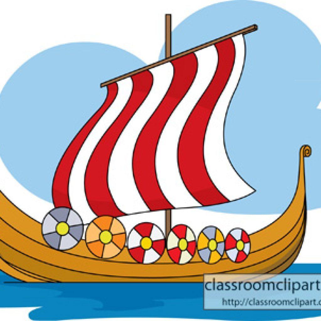 Viking longboat clipart 7 » Clipart Portal.