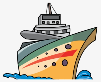 Free Cruise Ship Clip Art with No Background.
