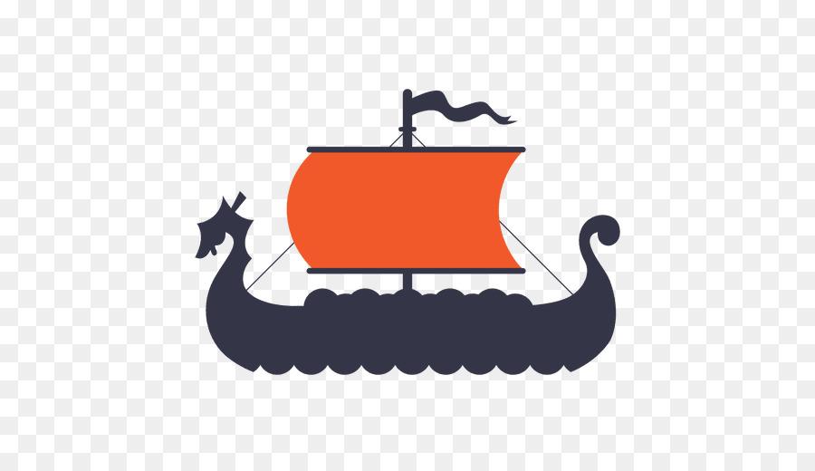 Longship Schiff Gokstad.