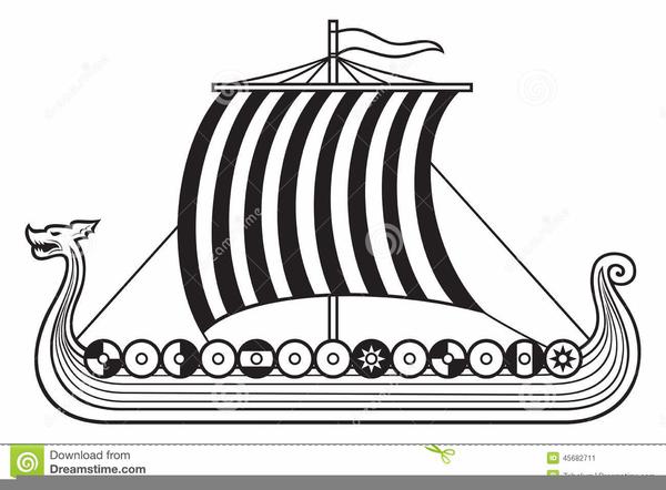 Viking ship clipart » Clipart Station.