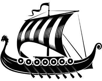 Viking ship clipart » Clipart Portal.