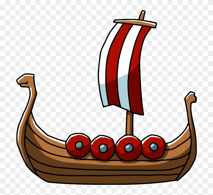 Viking Ship Png, Transparent Png (#516537).