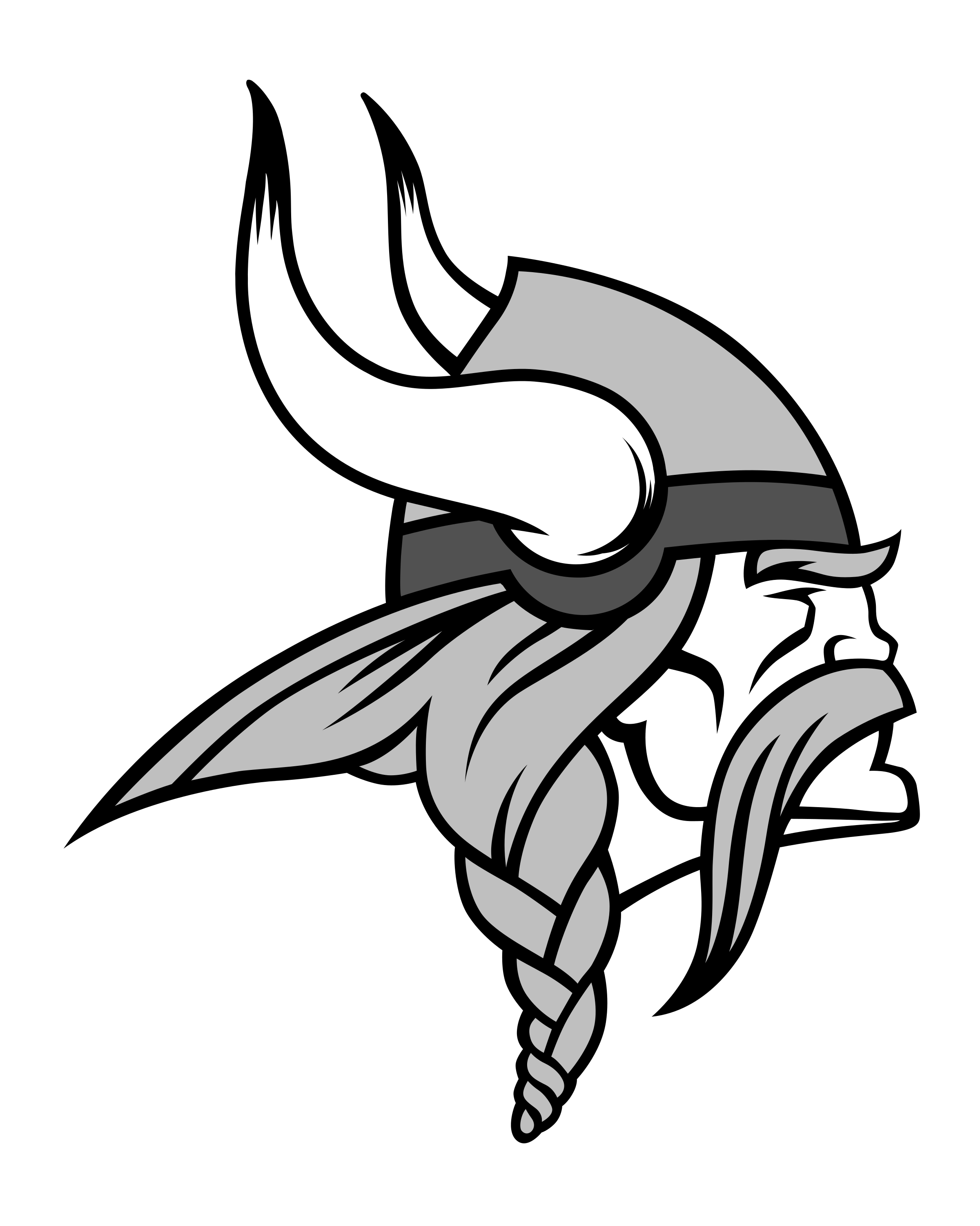 Minnesota Vikings Logo PNG Transparent & SVG Vector.