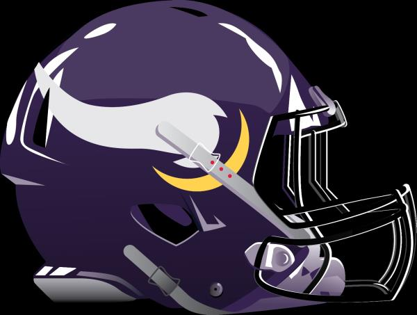 Details about Minnesota Vikings Alternate Future Helmet logo Vinyl Decal /  Sticker 5 sizes!!.