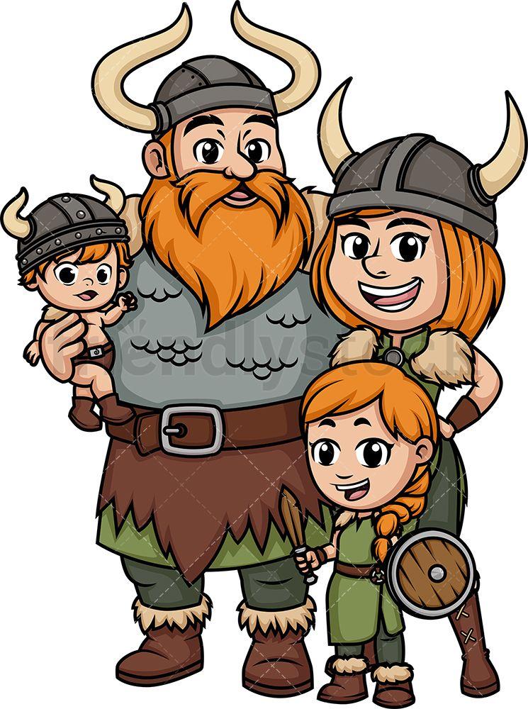 Viking Family in 2019.