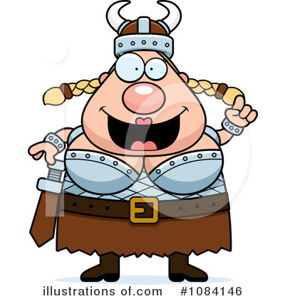 Viking Woman Clipart #1143576.