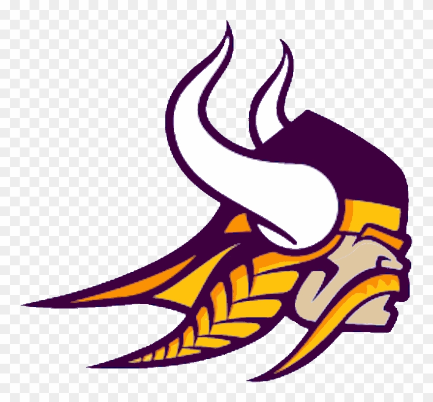 Minnesota Vikings Logo Clipart.