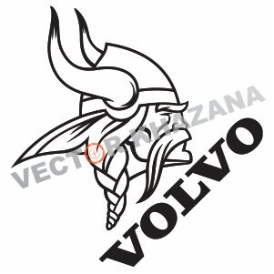 Volvo Viking Logo Vector Download.