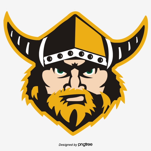 Vector Vikings, Head Portrait, Vikings PNG and Vector with.