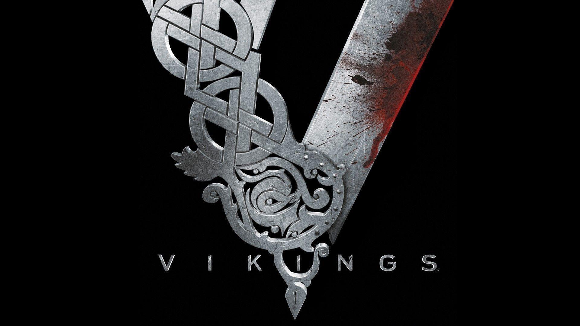 83+ Vikings Logo Wallpapers on WallpaperPlay.