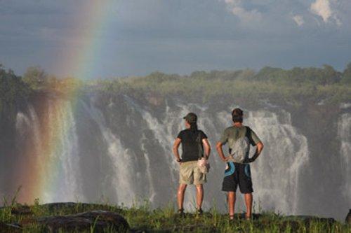 Victoria Falls Pictures.
