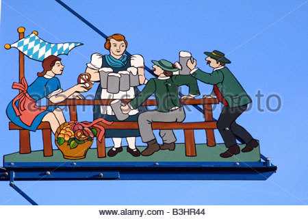 Geography / Travel, Germany, Munich, Gastronomy, Oktoberfest.