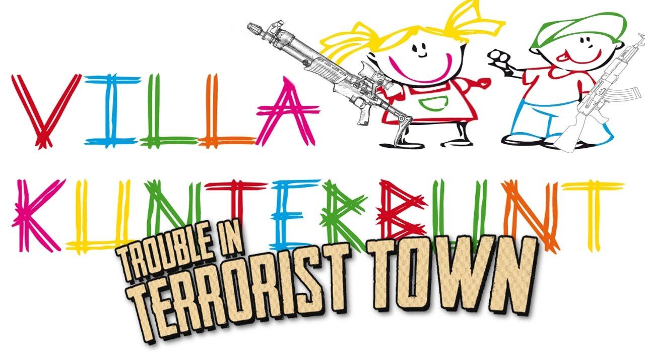 Trouble in Terrorist Town #07 [ VILLA KUNTERBUNT ;_) ] mit.