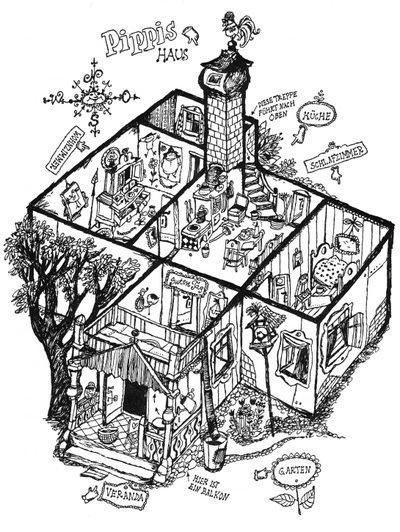 ImageQuiz: Villa Kunterbunt.
