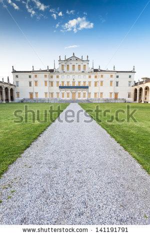 Villa Manin Stock Photos, Royalty.