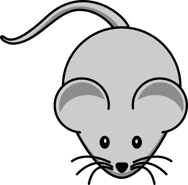 Mice Cartoons Clipart.