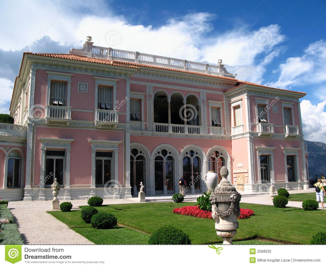 Villa Ephrussi.