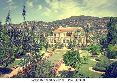Saint Jean Cap Ferrat Stock Photos, Royalty.
