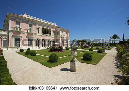 "Picture of ""Fondation Ephrussi de Rothschild, Saint Jean Cap."
